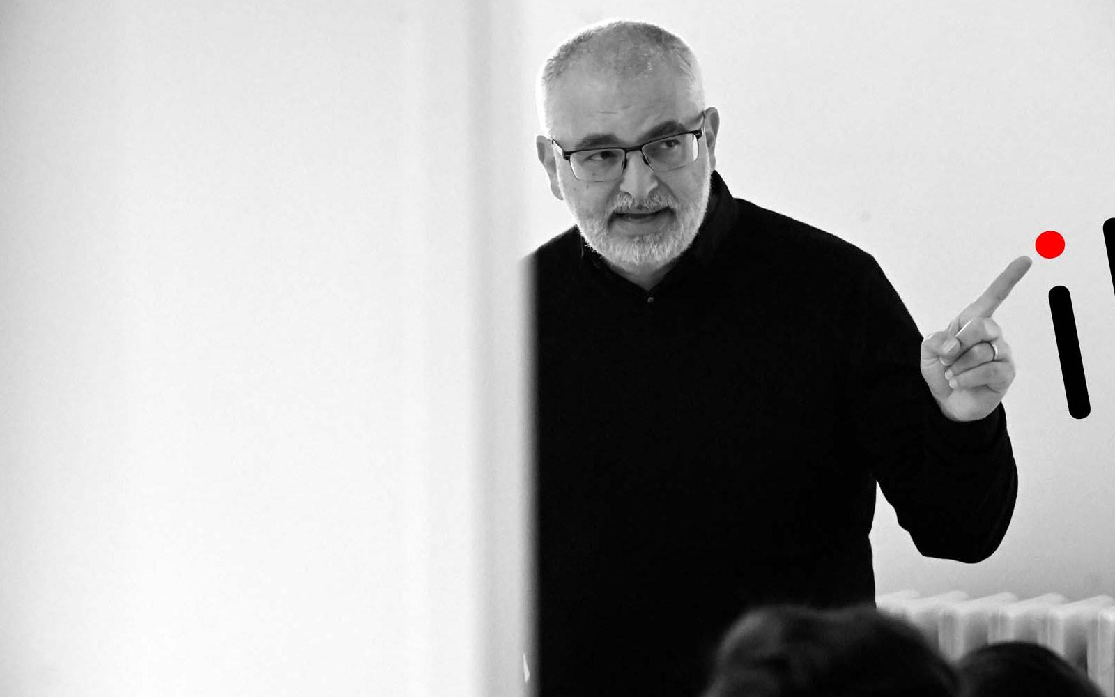 iH Ecole d'architecture Lausanne - Mario Borreggine